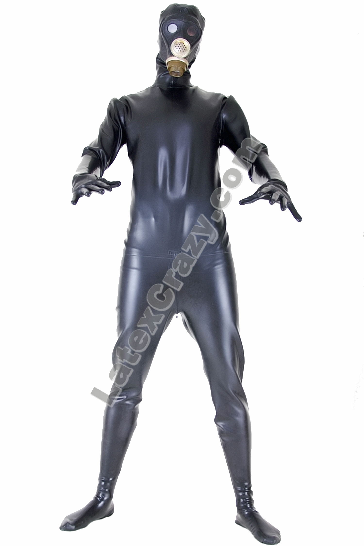 Heavy Rubber Suit Sec1 Chlorinated And Custom Made