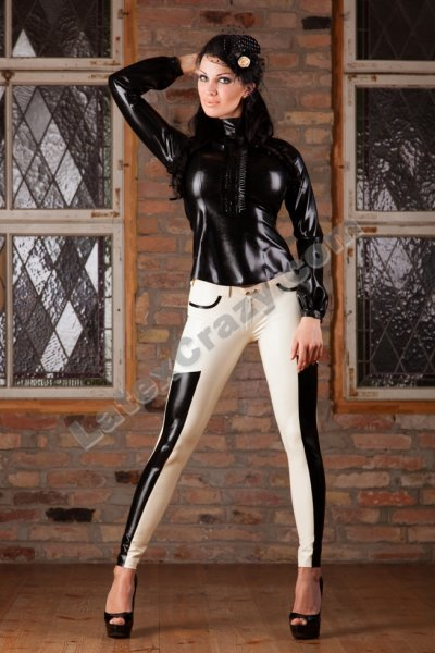 Latex Leggings Lexi Tailored Made To Measure In The Shop