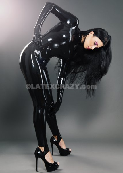 Latex Catsuit Princess Sale In Size Xs Xxl With Zip